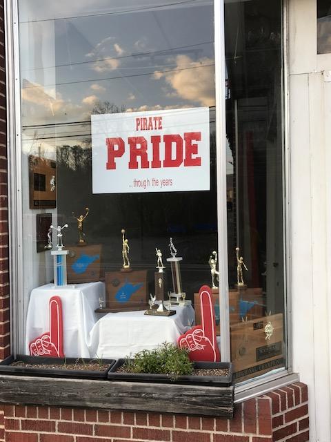pirate pride window
